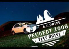 Простий тест-драйв. Компактний кросовер PEUGEOT 2008 пройшов тест (відео)