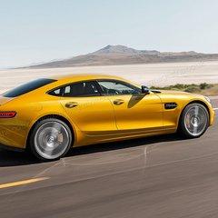 Porsche Panamera стане прямим конкурентом у Mercedes
