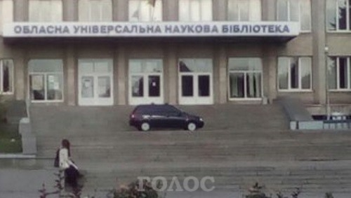 "Людей шокував черговий ""герой парковки"" (Фото)"