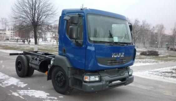 КрАЗ створить сімейство легких вантажівок (Фото)
