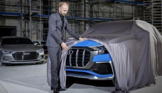 Новий дизайн марки Audi: це буде дуже брутально