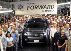 Volkswagen почав випуск кросовера Atlas (Фото)