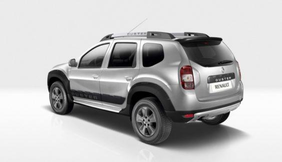Renault зробила спеціальний Duster для «українських козаків» (Фото)