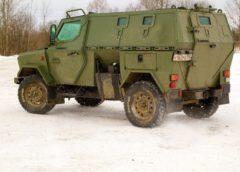 Армія отримала броньовані «Скорпіони» (Відео)