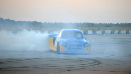Гордість України: Горбатий Запорожець з характеристиками Bugatti (Відео)