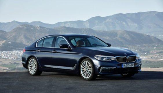 BMW 5 Series 2017 здивує автолюбителів форматом бізнес-спорткара (Фото)