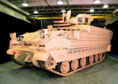 Американці показали заміну півстолітнім бронетранспортерам (Фото)