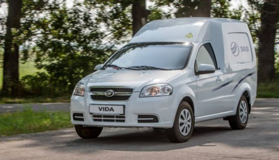 ЗАЗ почав серійний випуск нового автомобіля (Фото)