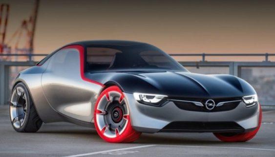 Opel може відродити легендарне купе GT