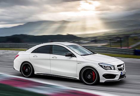 Відомо, коли презентують седан Mercedes-Benz A-Class