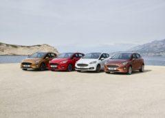 Ford показав нове покоління хетчбека Fiesta (Фото)
