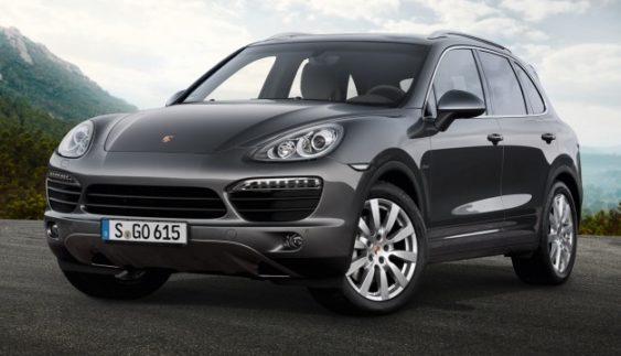 Новенькі Porsche Cayenne продають за ціною вживаних (Фото)