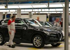 У Мережі опублікували перші знімки нового кроссовера Alfa Romeo