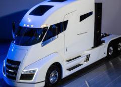 2 000 км без дозаправки: в США показали «вантажівку майбутнього» (Фото)
