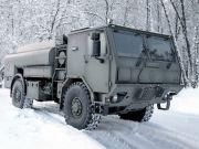 Нова вантажівка підвищеної прохідності українських прикордонників (Відео)