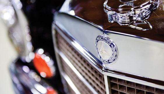 """""""Шестисотий"""" для диктатора: на торги буде виставлено рідкісний лімузин Mercedes-Benz 600 Pullman (Фото)"""