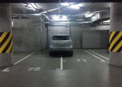 """Промахнувся: черговий """"геній парковки"""" розлютив киян (Фото)"""