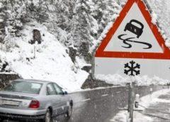 Експерт розповів, як правильно гальмувати на слизькій дорозі