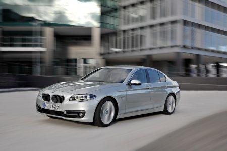 Розповіли про BMW 5-Series з витратою в 1,9 літра