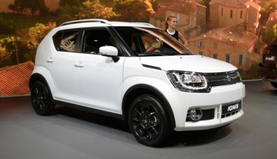 Suzuki показав свій новий автомобіль Ignis