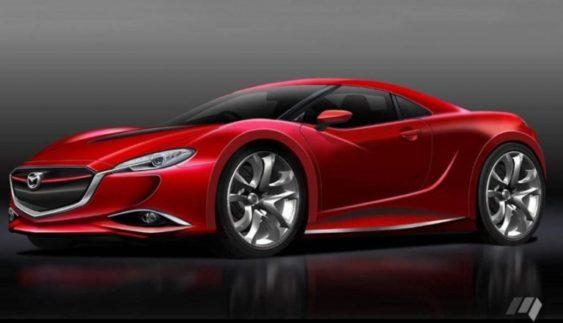 У 2019 буде представлена нова Mazda RX-9