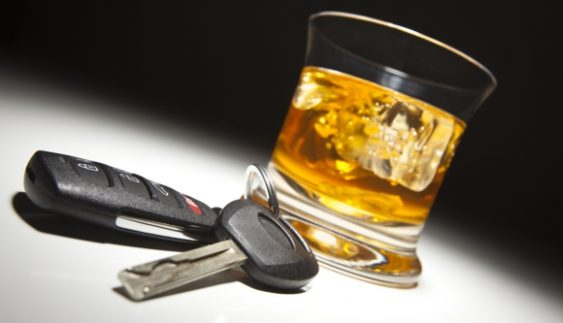 Для п'яних водіїв підготували новорічний сюрприз