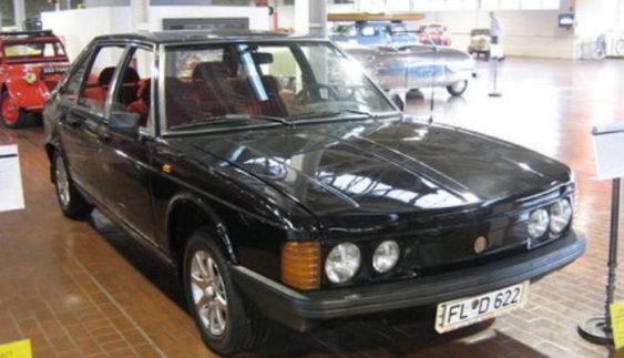 Tatra відродить виробництво легкових авто