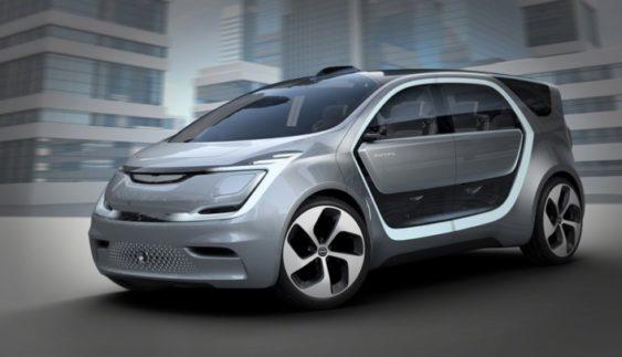 Chrysler продемонстрував автомобіль майбутнього (Фото)