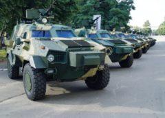 Випуск першого українського броньовика буде зупинено (Фото)