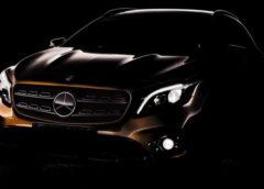 Mercedes оновить свій маленький кросовер (Фото)