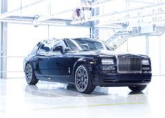 Rolls-Royce випустив останній Phantom VII (Фото)