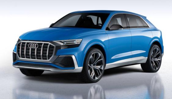 Продемонстрували новий дизайн автомобілів Audi (Фото)