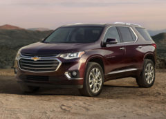 Chevrolet представила новий великий позашляховик (Фото)