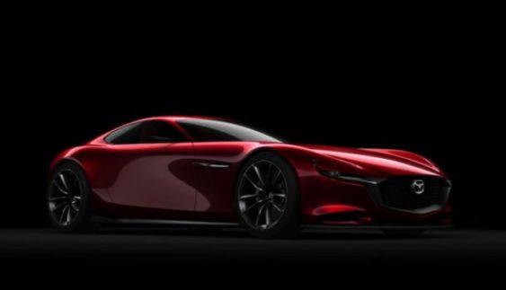 Mazda представить нове купе на основі RX-vision