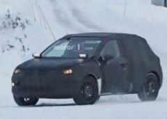 Кросовер SEAT Arona проходить зимові тести (Фото)