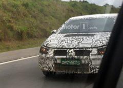 Новий Volkswagen Polo був помічений на тестах (Фото)