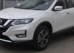 У Мережі з'явилися нові фото оновленої версії кросовера Nissan X-Trail