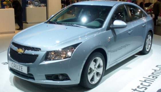 Оновлений Chevrolet Cruze здивує економічним дизельним двигуном