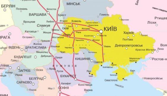 В Україні буде новий автобан з'єднаний з ключовим європейським маршрутом (Фото)