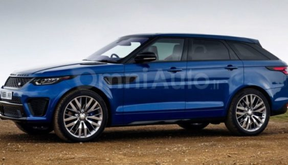 У мережі опублікований рендер Range Rover Sport Coupe