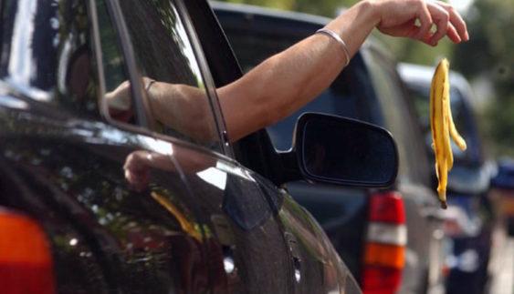 Ставлення українських водіїв до чистоти на дорогах – експеримент