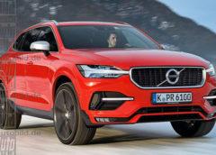 Опубліковані зображення нового Volvo XC60
