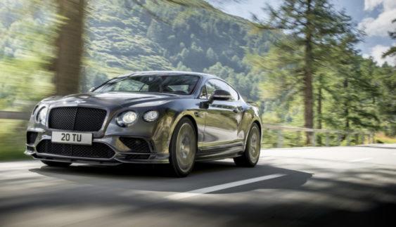 Bentley задумала зробити власний електрокроссовер