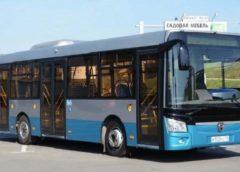Російські автобуси в Україні пішли нарозхват