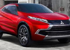 Mitsubishi покаже конкурента Nissan Qashqai в 2017 році