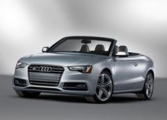 Audi S5 Cabriolet представлять на автосалоні в Детройті