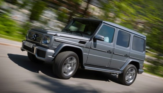 Mercedes представив надпотужний Гелендваген