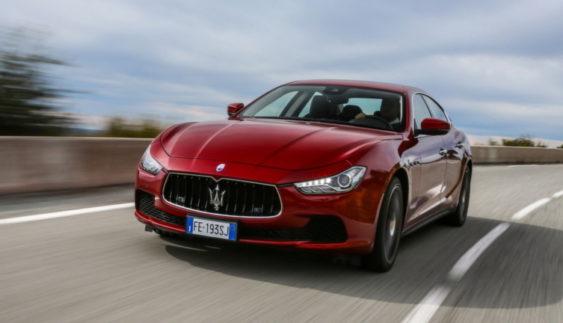 З'явилися подробиці оновлення Maserati Ghibli
