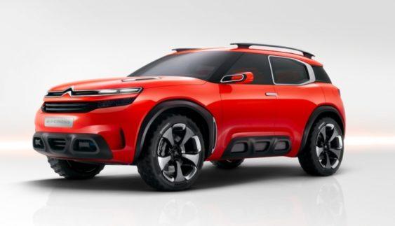 Citroen готує до прем'єри конкурента VW Tiguan (Фото)