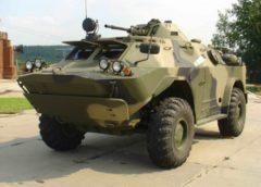 """""""Укроборонпром"""" розробляє поліпшену версію бронемашини БРДМ-2 (Фото)"""
